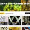 「ワールド・ビア・アワード2020(World Beer Awards 2020)」