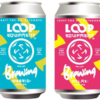「LOOP EQUIPMENT/HYBRID -HAZY IPA-」「LOOP EQUIPMENT/-HAZY SHISO IPA-」
