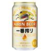 キリンビール「キリン一番搾り生ビール」