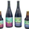 Far Yeast Brewing「Off Trail Ume Kaiju」「Off Trail Blueberry Bridge」