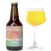 Far Yeast Brewing、八ヶ岳ブルワリーとのコラボ醸造品「Peach Weiß」を発売