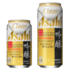 アサヒビール、冬の味覚と好相性の新ジャンル「クリアアサヒ 吟醸」を10.3より全国で