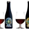 ヤッホーブルーイング、木樽熟成ビール「バレルフカミダス」のバーレーワイン&インペ