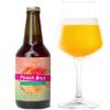 "Far Yeast Brewing、桃を使用した""ブリュット(辛口)""な限定ビール「Peach Brut」を"