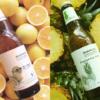 オレンジとパイナップルを贅沢に使ったサンクトガーレンのフルーツビール2種が4月発