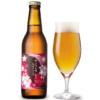 """【2019年新商品】""""高遠の桜""""を使ったクラフトビール「サンクトガーレン さくら」がリ"""