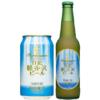 軽井沢ブルワリー、千住博画伯の名作をラベルに冠した「THE軽井沢ビール 清涼飛泉プレ