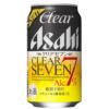 アサヒビール、アルコール7%の新ジャンル「クリアアサヒ クリアセブン」を7月3日発売