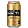 サントリービール、コンビニ限定ビール「ザ・モルツ 麦香る3.5%」を2月13日新発売